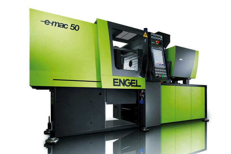 ENGEL e-mac 50